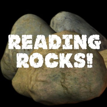 Reading Rocks SQUARE