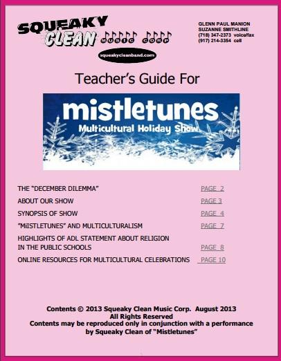 Mistletunes Study Guide tn